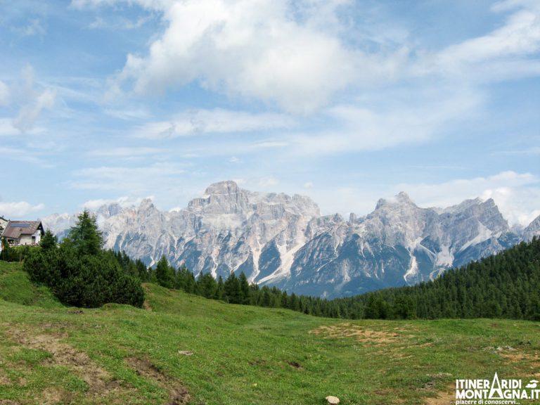 Anello del Monte Pelmo dal Passo Staulanza