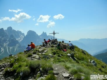 Croce Cima Cavallazza