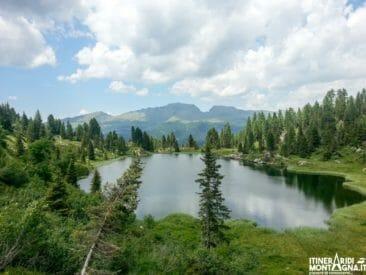 lago piccolo Colbricon