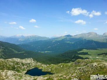 Lago Cavallazza Cima Bocche