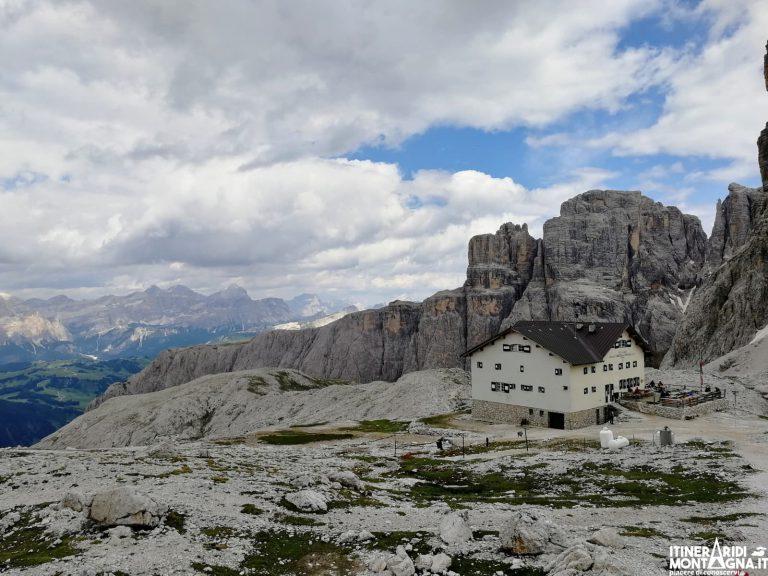 Ferrata Brigata Tridentina al Pisciadù: escursione ad anello