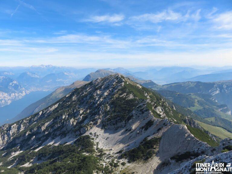 Cima Valdritta e Rifugio Cima Telegrafo: trekking ad anello