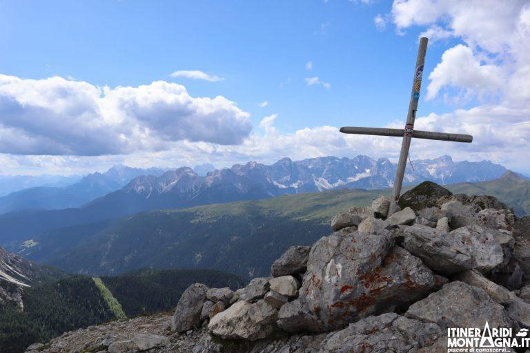Ferrata del Camoscio e salita alla Cima Palombino dalla Val Visdende