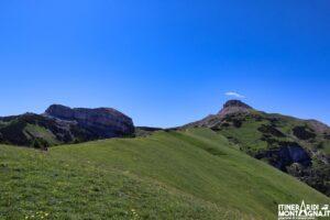 Monte Cornetto Doss d'Abramo