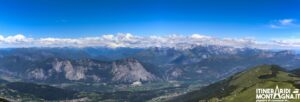 panorama dal Monte Cornetto