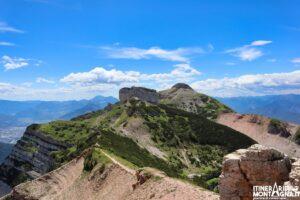 Doss d'Abramo e Monte Cornetto