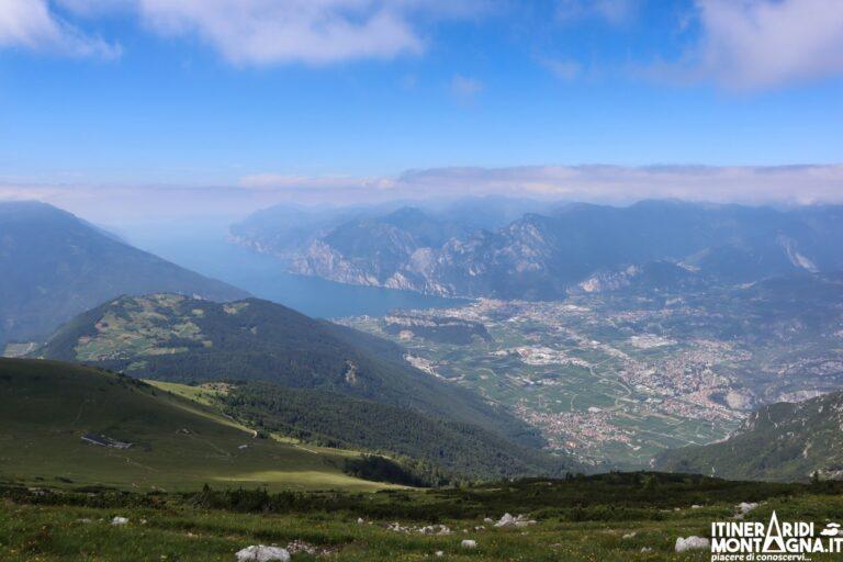 Escursione al Monte Stivo e Rifugio Marchetti dal Passo Bordala