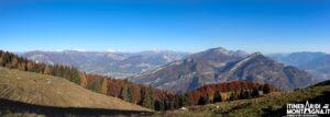 panorama Rifugio Malga Campei