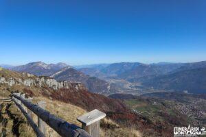 panorama Monte Campo