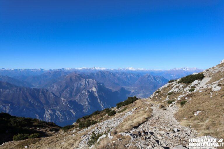 panorama sentiero 601