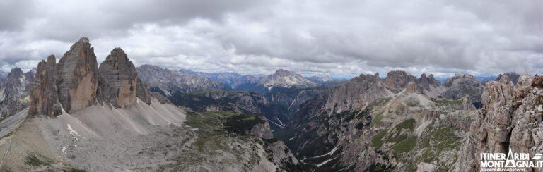 panorama Monte Paterno