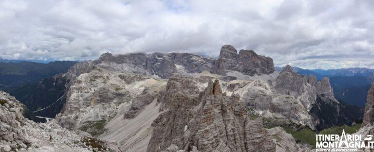 paesaggio cima Paterno