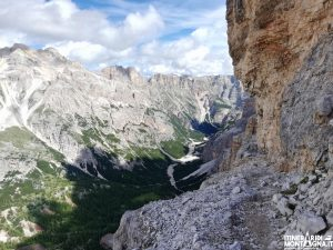 panorama via ferrata Lipella
