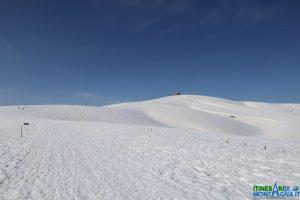 Monte Tomba Rifugio Primaneve