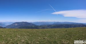 panorama cima Col Santo