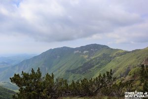 Monte Porto Cima Lobbia sentiero 202