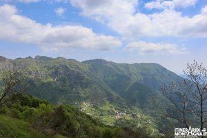 Paesaggio Malga Menderla