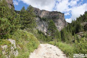 sentiero 580 Val d'Udai