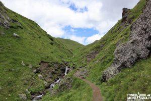 paesaggio sentiero 580