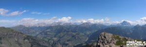 veduta cima Sasso Bianco