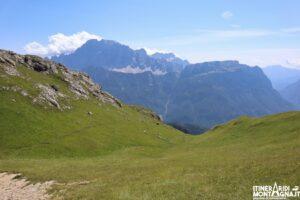 panorama sentiero Sasso Bianco